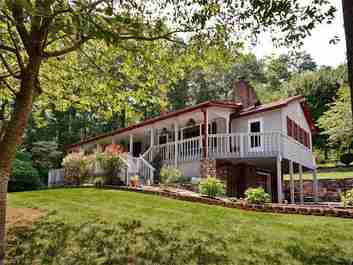 172 Lees Creek Road in Asheville, North Carolina 28806 - MLS# 3165560