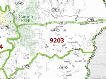 1969 Asheville Highway in Canton, NC 28716 - MLS# 3179038