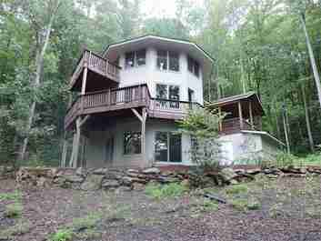 441 Mountain Cove Road in Waynesville, NC 28786 - MLS# 3205379