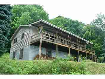 844 Rough Knob Road in Clyde, NC 28716 - MLS# 3212291