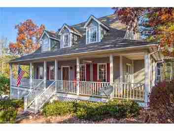 14 High Bluff Drive in Weaverville, NC 28787 - MLS# 3231487