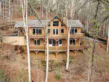 140 Bernies Trail in Waynesville, North Carolina 28785 - MLS# 3244860