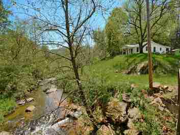 6295 Crabtree Road in Clyde, North Carolina 28721 - MLS# 3264627