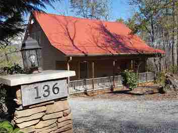 136 Wolf Trail #28 in Lake Lure, North Carolina 28746 - MLS# 3265551