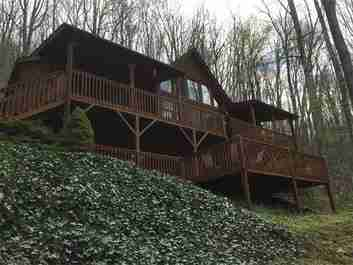 69 Running Brook Drive in Waynesville, NC 28785 - MLS# 3272067