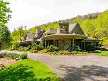 200 Webb Cove Road in Asheville, North Carolina 28804 - MLS# 3274978