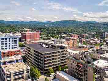 21 Battery Park Avenue #404 in Asheville, North Carolina 28801 - MLS# 3292534