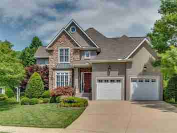 495 Mistletoe Trail in Hendersonville, North Carolina 28791 - MLS# 3293529