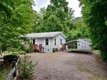 171 Link Circle in Maggie Valley, NC 28751 - MLS# 3296434