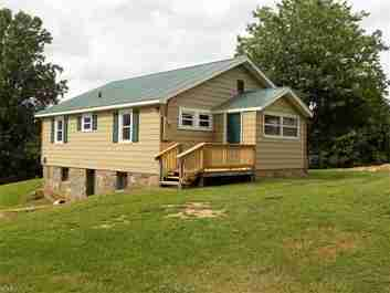 571 Saunook Road in Waynesville, North Carolina 28786 - MLS# 3301499