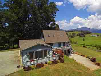 2485 Iron Duff Road in Waynesville, NC 28785 - MLS# 3305896