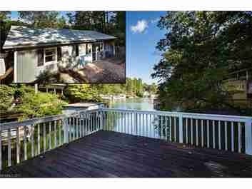 146 Lake Boulevard in Lake Lure, North Carolina 28746 - MLS# 3317768