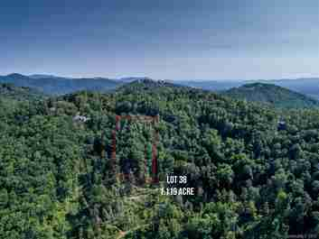 Lot 38 Alta Citta Lane in Asheville, North Carolina 28804 - MLS# 3320827