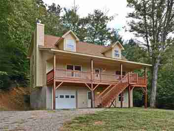 651 Possum Trot Road in Burnsville, North Carolina 28714 - MLS# 3323453