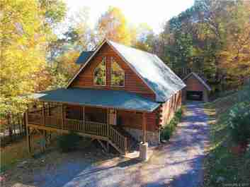 22 Burnt Fork Trail #301 in Waynesville, NC 28786 - MLS# 3333705