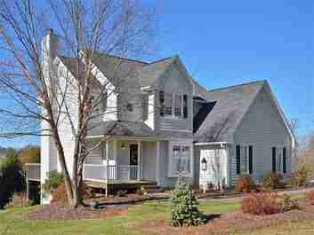2 Amber Knoll Court in Weaverville, NC 28787 - MLS# 3339974