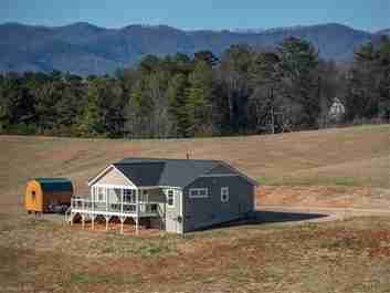14 Open Sky Ridge in Leicester, North Carolina 28748 - MLS# 3349774