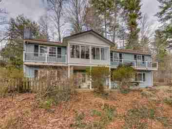 105 Crooked Creek Road in Hendersonville, North Carolina 28739 - MLS# 3353340