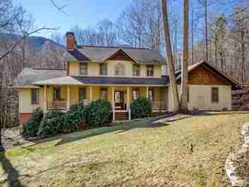 141 Catawba Lane in Waynesville, NC 28786 - MLS# 3367950