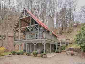 649 Wayneview Drive in Waynesville, NC 28786 - MLS# 3380326