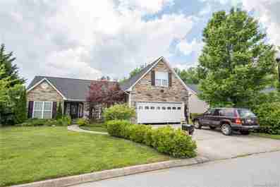 194 Cottage Ridge Road in Fletcher, NC 28732 - MLS# 3391585