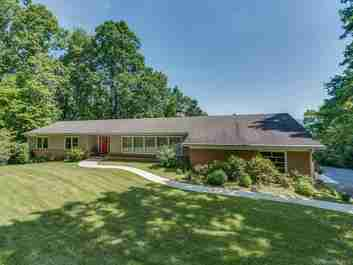 1421 Valmont Drive in Hendersonville, North Carolina 28791 - MLS# 3400592