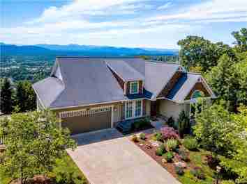 102 Distant View Drive in Asheville, NC 28803 - MLS# 3400767