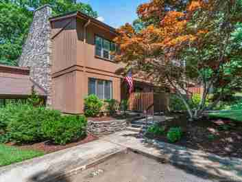 215 Crowfields Drive #3E in Asheville, North Carolina 28803 - MLS# 3404547