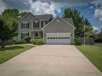98 Wild Sage Court in Fletcher, North Carolina 28732 - MLS# 3408684