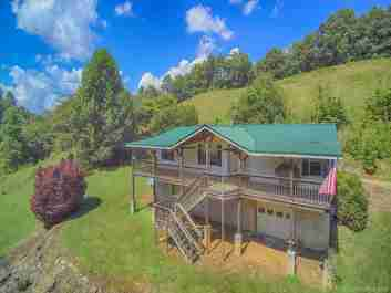 1290 Rabbit Skin Road in Waynesville, NC 28785 - MLS# 3412647