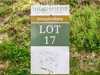 Lot 17 Mountain Gait Drive in Mars Hill, North Carolina 28754 - MLS# 3414876