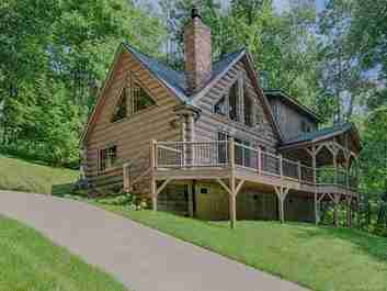 150 Toi Trail in Maggie Valley, NC 28751 - MLS# 3416012