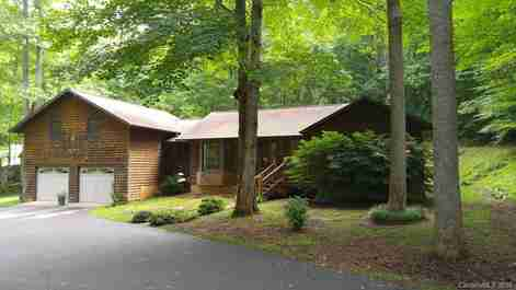 841 Falling Leaf Trail in Sylva, NC 28779 - MLS# 3418839