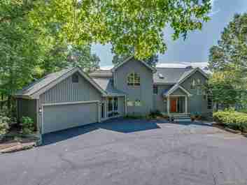 301 Piney Knoll Lane in Hendersonville, NC 28739 - MLS# 3426429