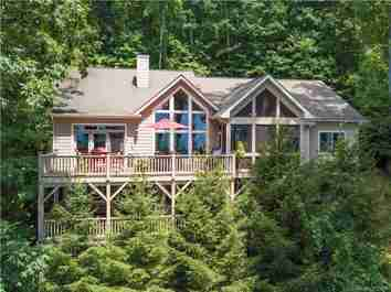 185 High Ridge Road in Waynesville, North Carolina 28786 - MLS# 3426565