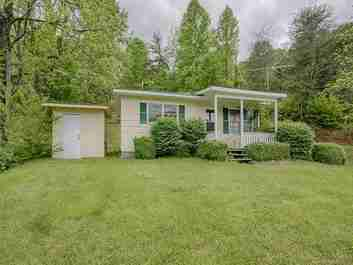 736 Roy Tritt Road in Cullowhee, NC 28723 - MLS# 3433992