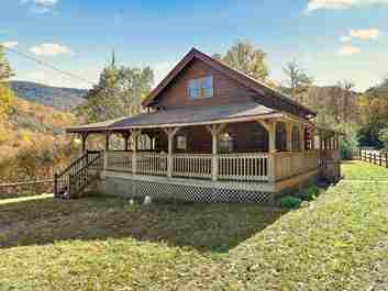 967 Spruce Flats Road in Maggie Valley, NC 28751 - MLS# 3449444