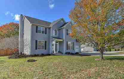 84 Walnut Crest Road in Fletcher, NC 28732 - MLS# 3454630