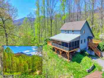 668 & 670 Bull Thistle Way in Sylva, NC 28779 - MLS# 3456751