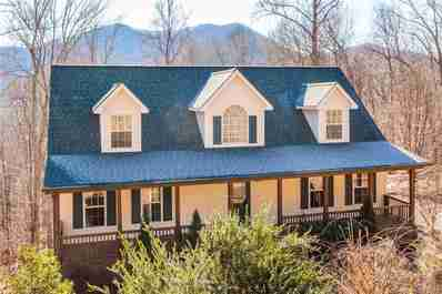 75 Windy Park Way in Candler, NC 28715 - MLS# 3465286