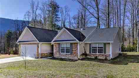 296 Crab Meadow Drive in Hendersonville, NC 28739 - MLS# 3465823