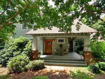 1606 Olmsted Drive in Asheville, NC 28803 - MLS# 3471340