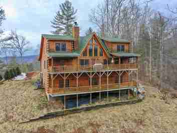 1133 High Peak Drive in Green Mountain, North Carolina 28740 - MLS# 3473644