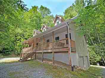 581 Hubbard Hollow Road #76R in Rosman, North Carolina 28772 - MLS# 3475242