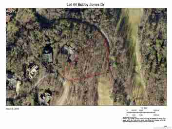 Lot 44 Bobby Jones Drive in Hendersonville, North Carolina 28739 - MLS# 3482208