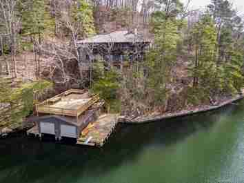 128 Sunset Lane in Lake Lure, North Carolina 28746 - MLS# 3483926