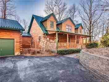 2790 Bearwallow Mountain Road in Hendersonville, North Carolina 28792 - MLS# 3485636