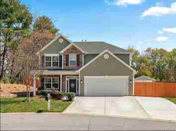 286 New River Drive in Fletcher, North Carolina 28732 - MLS# 3493105