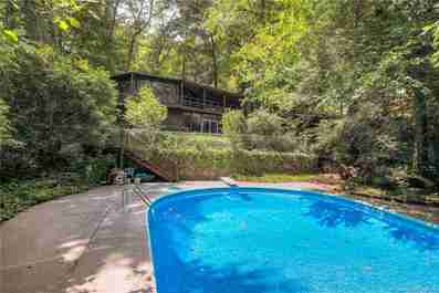100 Kanawha Drive in Montreat, North Carolina 28757 - MLS# 3494148