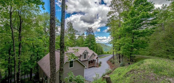 Image of 2126 Serenity Mountain Road in Waynesville, NC 28786 - MLS# 3497001